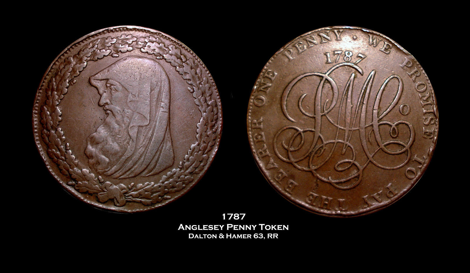 Anglesey Penny